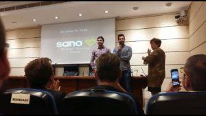 Juan Cánovas y Carlos López, directores y entrenadores personales de Sano Murcia