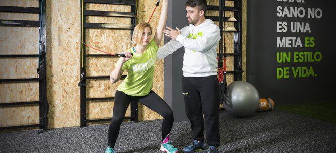 Mejora tu postura corporal gracias al entrenamiento
