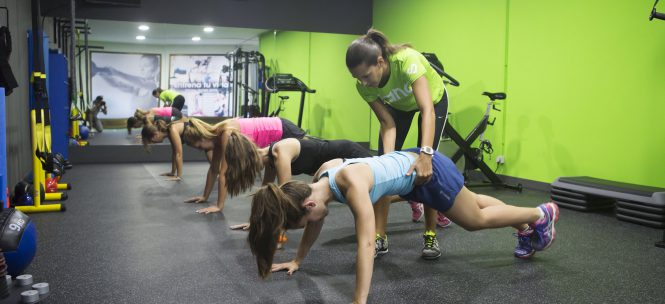Crear hábitos para una vida sana: Entrenamiento y actividad física