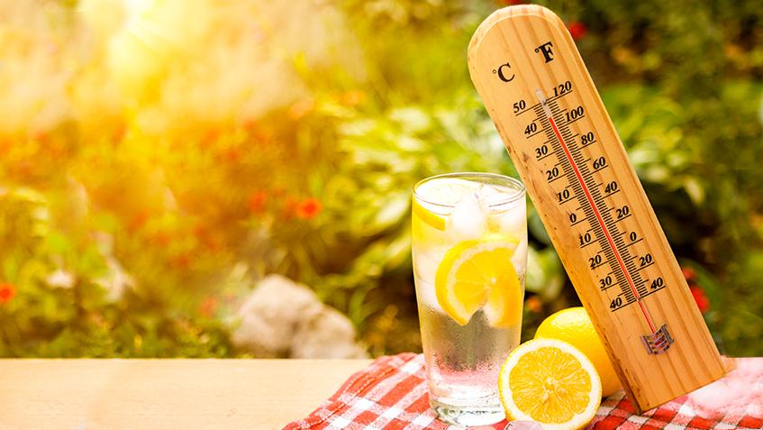 Siete alimentos para combatir el calor - Sano - Blog Sano