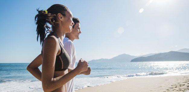 cómo mantener la dieta y el ejercicio físico en vacaciones